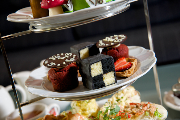 Afternoon Tea Reform Social & Grill British Restaurant Dubai