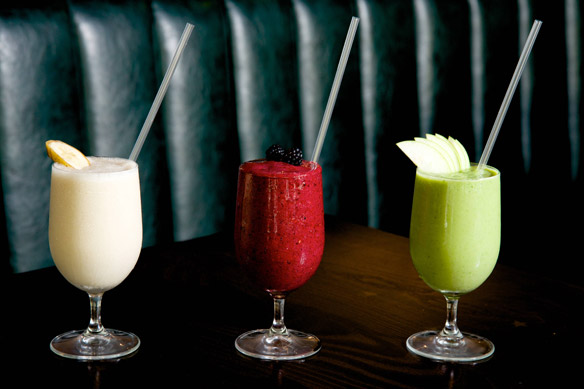 Fresh juice Reform Social & Grill British Restaurant Dubai